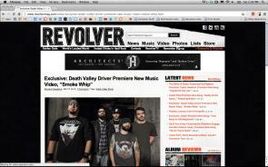 Smoke Whip Premiere Revolver Mag 1